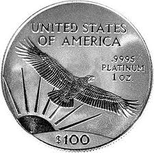 Platinum American Eagle Released For First Time Since 2008