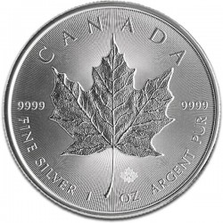 Canadian Silver Maple Leafs: Investment Value In Highest Purity