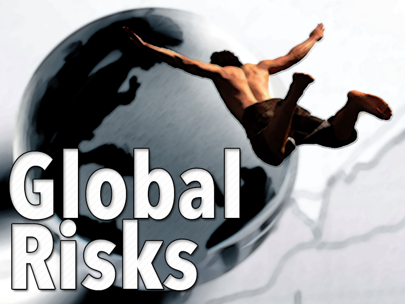 At the site of Global Risks, Gold Seen at $1,400