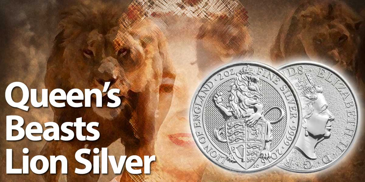 The Queen's Beasts Lion Silver from an investor's perspective