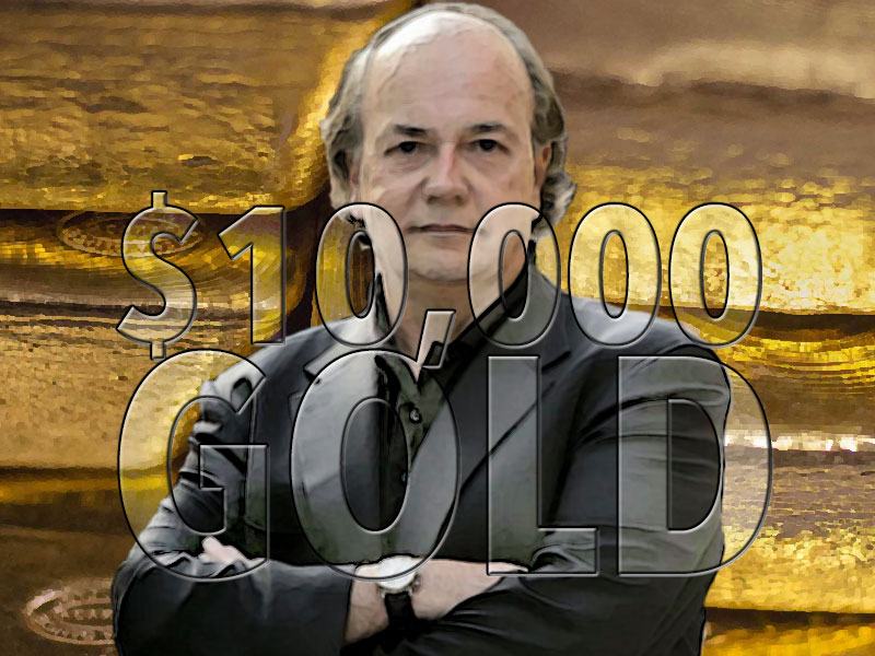 Can we see $10,000 gold on the horizon? One commodities expert says yes!