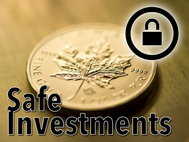 People are flocking to safe investments